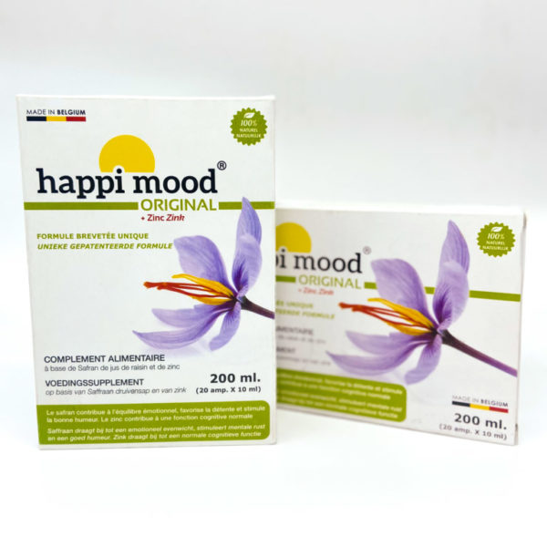 happi mood original + zinc